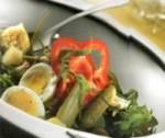 Классический салат оливье по-новому